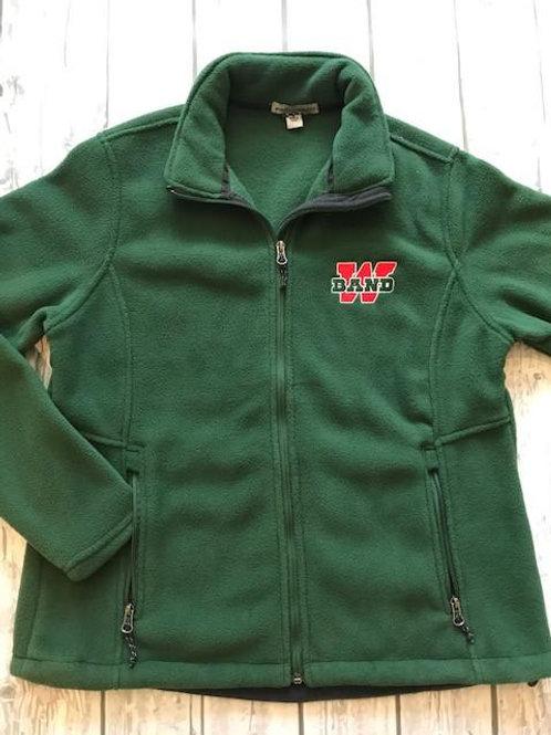 Band Ladies Fleece Jacket