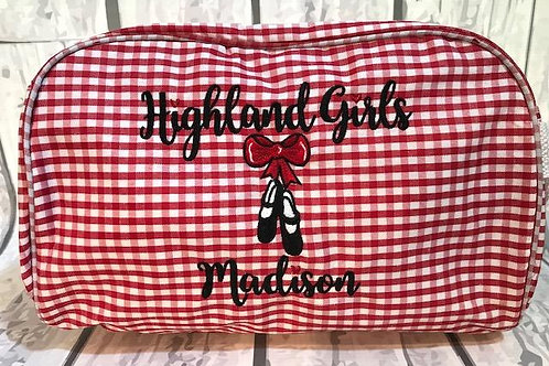 Highland Girl Make Up Bag