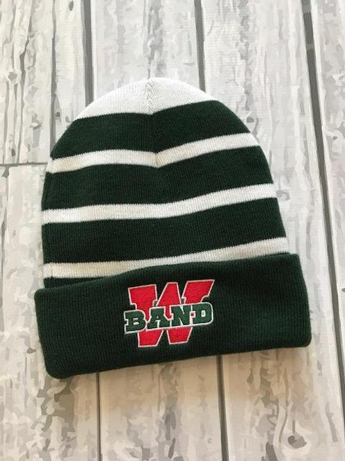 Band Knit Beanie