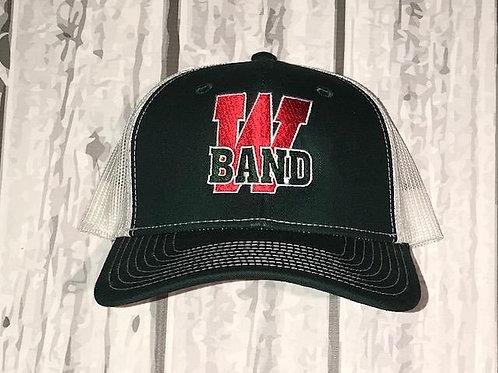 Band Trucker Cap