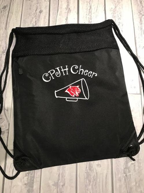 CPJH Cheer Cinch Bag
