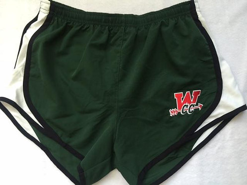Ladies Cross Country Shorts