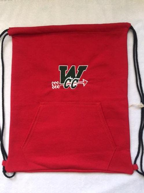 CC Sweatshirt Cinch Bag