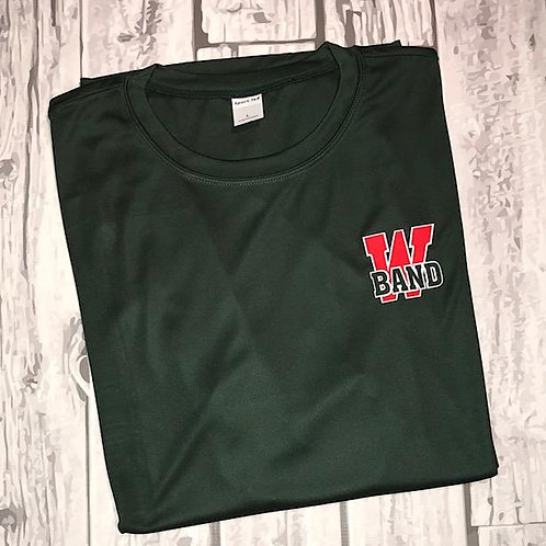**Required Under Uniform Item** Band Dri Fit Tee