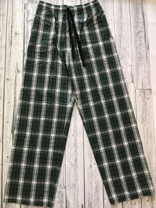 Track & Field Flannel Pants