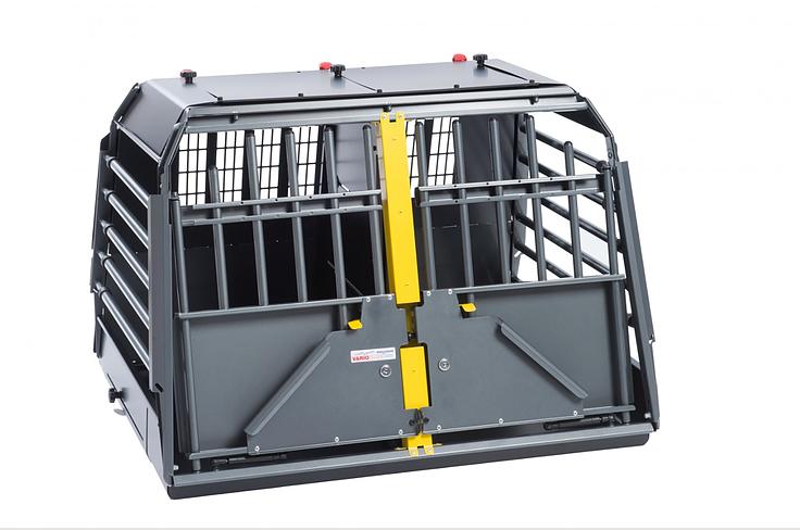 VARIOCAGE Doppelbox Kleinmetall Stahl Bildrechte @Kleinmetall Deutschland.