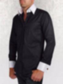 apesigned sustainable fashion bepoke shirt men