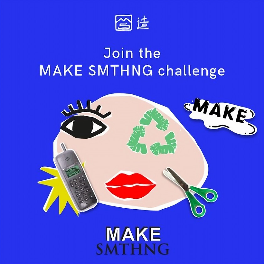 Haulternative workshop 2: Buy nothing & make SMTHG!