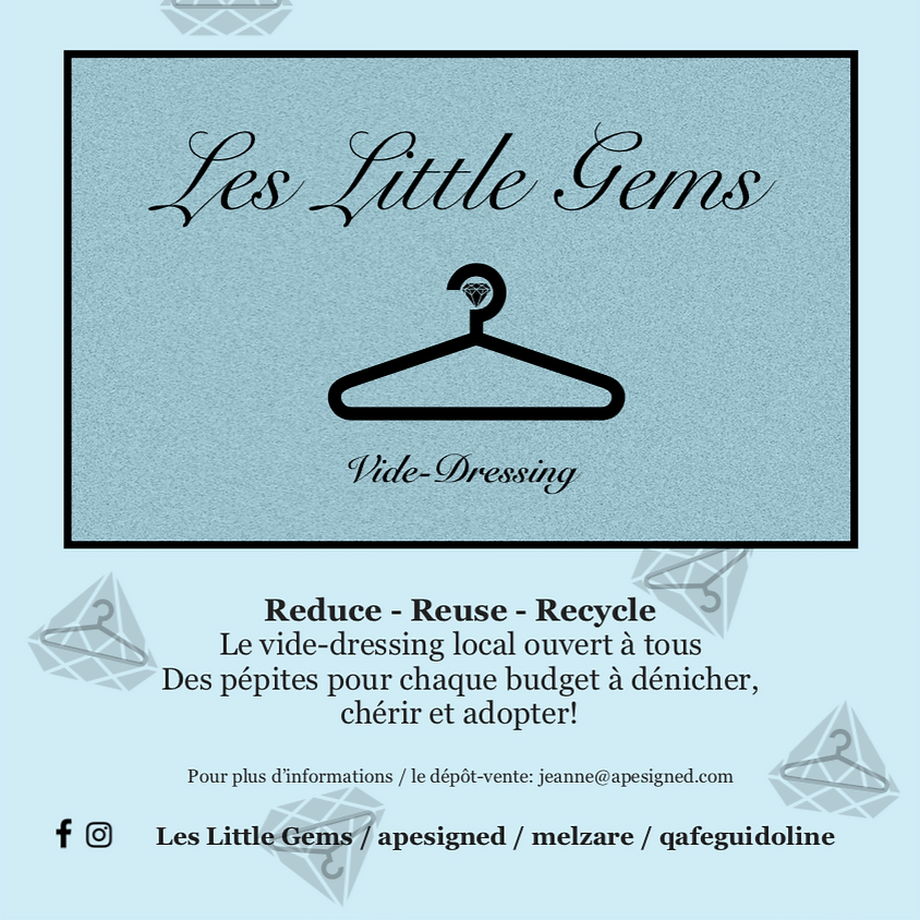 Les Littles Gems - Vide-Dressing N°3