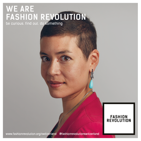 Joignez-vous à la Fashion Revolution:  Ce weekend du 27-28.04.19 à Genève