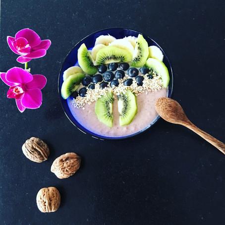 Le petit-déjeuner vegan au Sorgho, on adore!