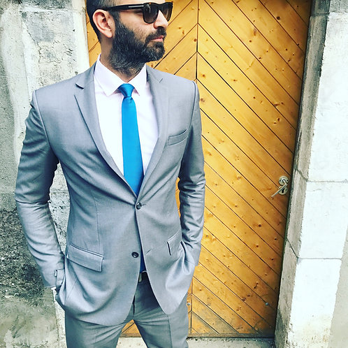 Bespoke Suit - grey