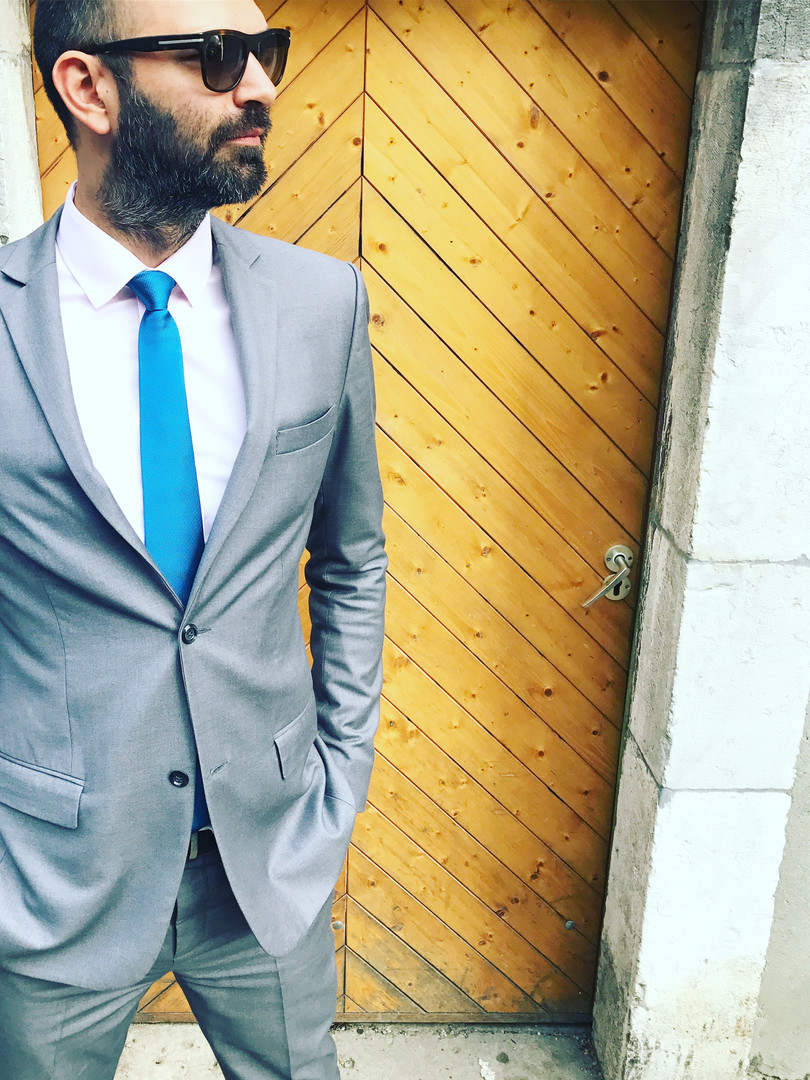 Bespoke suit - fair fashion apesigned