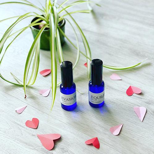 Spray d'aromathérapie énergétique  - EVASION/EQUILIBIRE