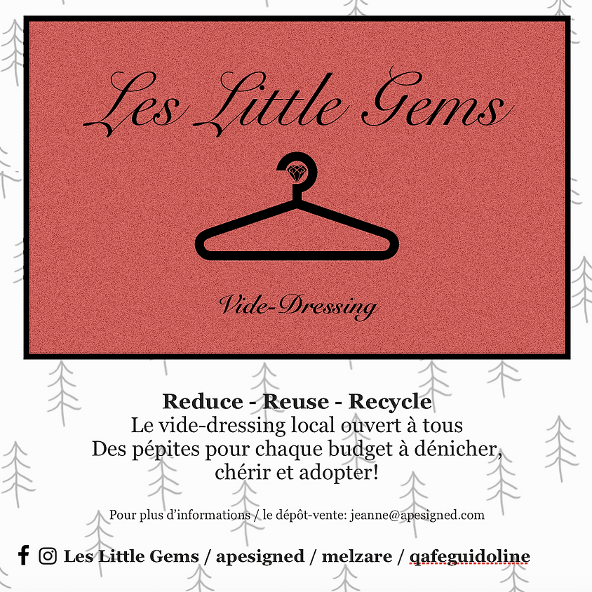 Les Littles Gems Vide-Dressing N°2
