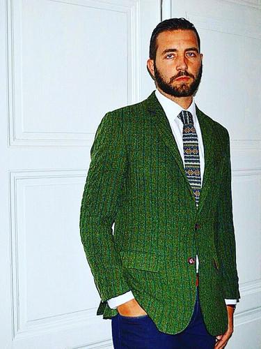 Blazer green