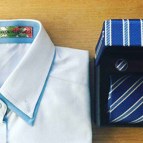 Bespoke Shirt - Double collar