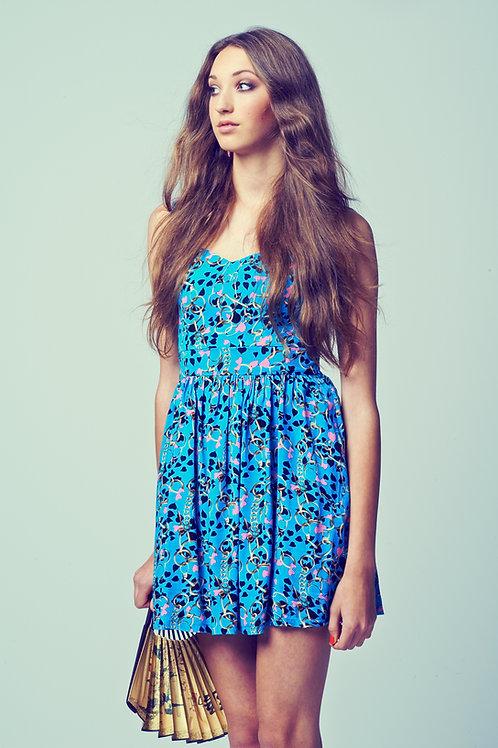 Penelope - turquoise