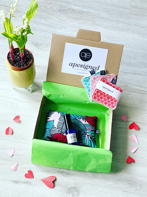 Box Cocooning - Tropical Rose