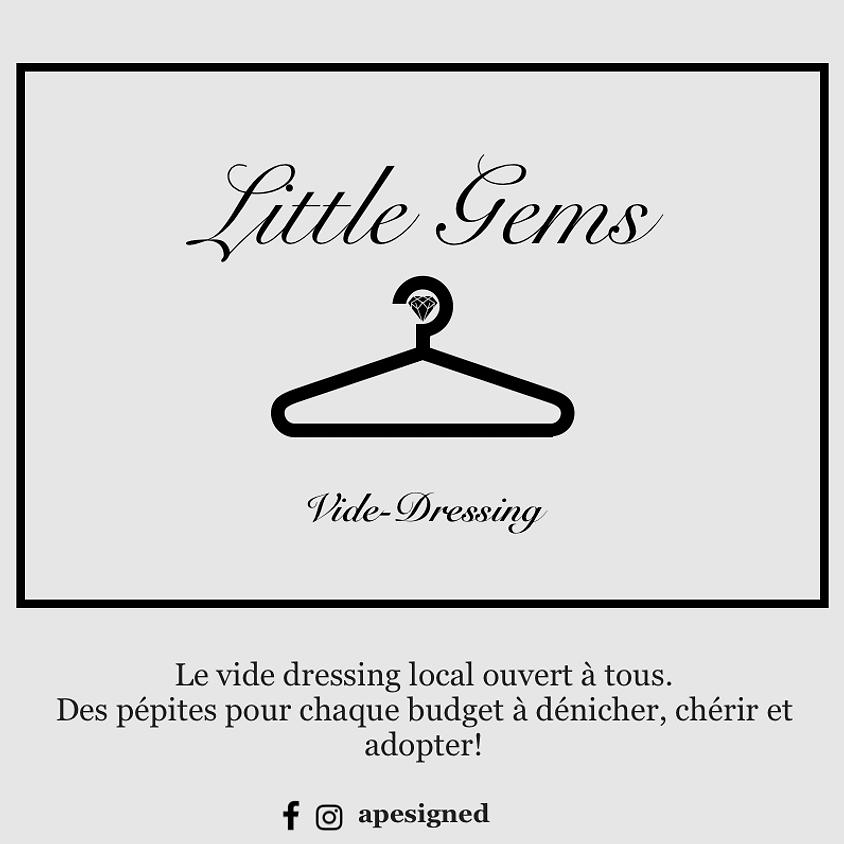 Les Littles Gems Vide-Dressing N°1