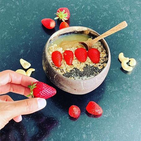 Recette: ramène ta fraise!