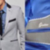 2016.01.27 Blazer Homme GrisNoir 2.JPG