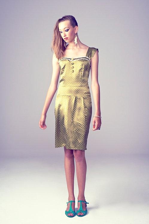 Marilyn Dress - green