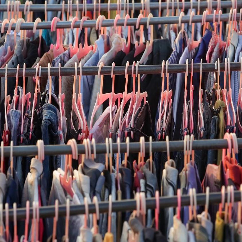 RTS1 On en parle - Guichet: le gaspillage vestimentaire