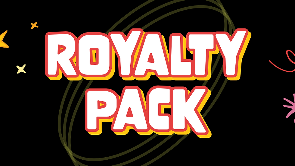 Royalty Pack - Os 6 cafés da vez (600g)