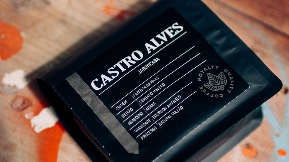 Castro Alves - 250g