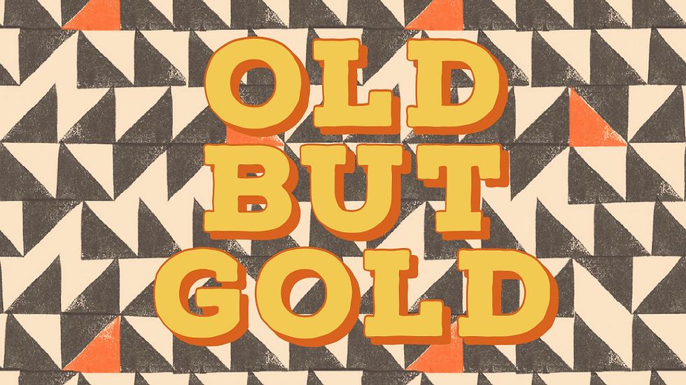 Old but Gold - 5 cafés da coleção antiga.