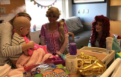 A birthday party fit for a princess!