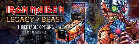 Iron Maiden Under-cab Kit