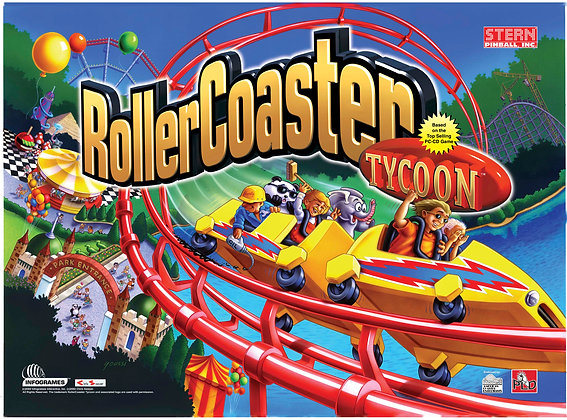 Roller Coarster Tycoon
