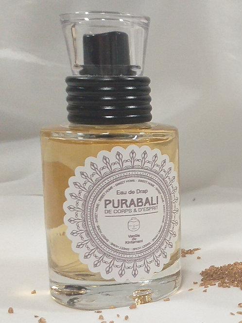 Parfum eau de drap VANILLE DE KINTAMANI