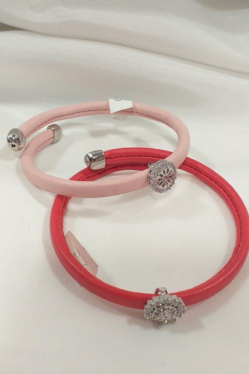 bracelet avec rond stass
