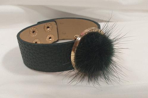 Bracelet fourrure