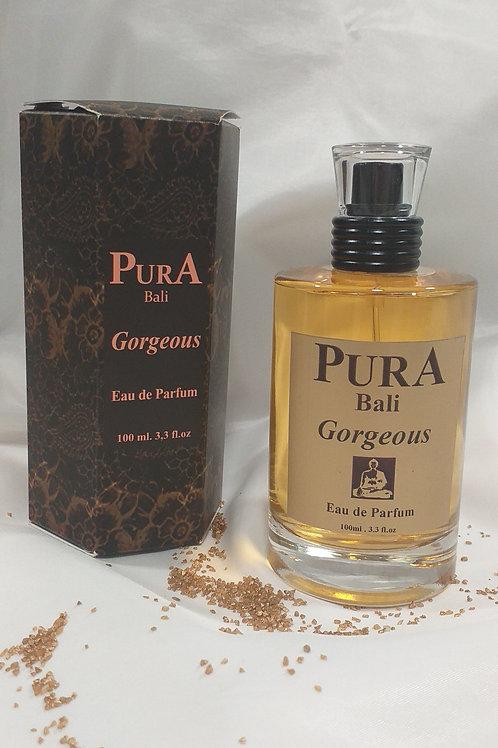 Eau de Parfum GORGEOUS  Pura Bali