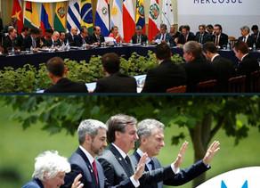 1º Encontro de Líderes do Mercosul