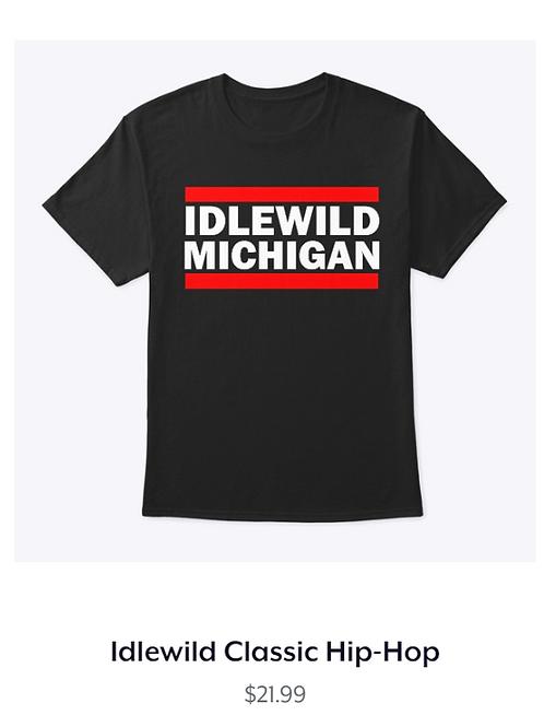 Idlewild Hip Hop T-Shirt