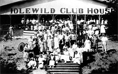 The Scramble for Idlewild