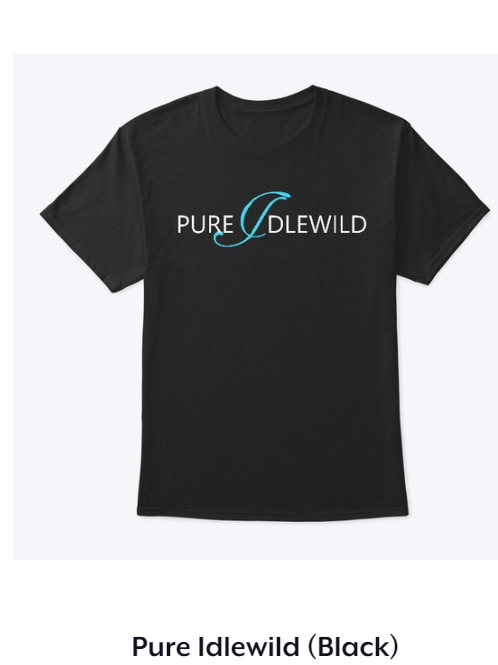 Pure Idlewild T-Shirt (Black)