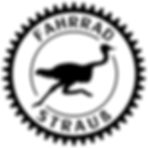 Fahrrad Strauss Logo transparenter Hinte