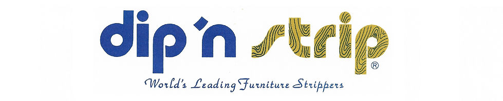 Dip 'N Strip logo