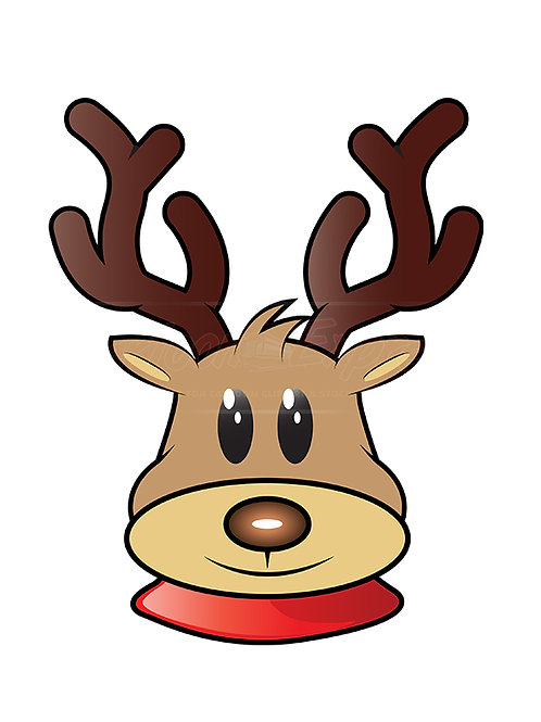 reindeer face