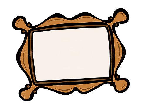 frame wooden