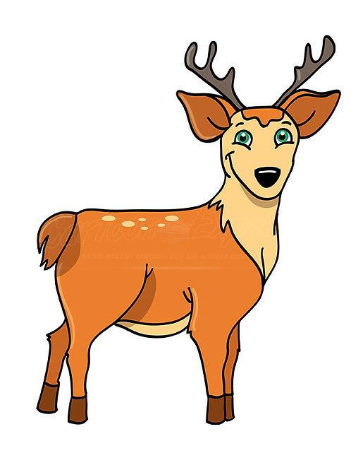 deer buck 2