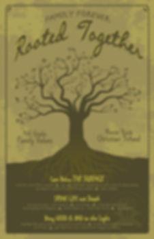 family values poster for Monte Vista Christian School