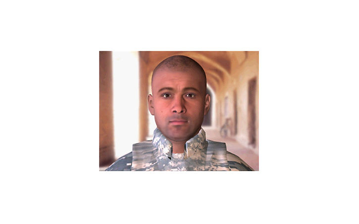 3D talking soldier avatar for defense contractor (Army)