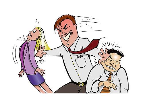 office bully